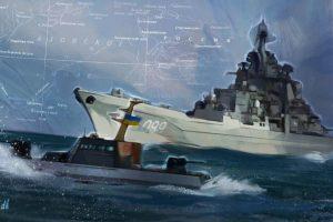 Украина не намерена добиваться ареста судов России для возвращения своих кораблей