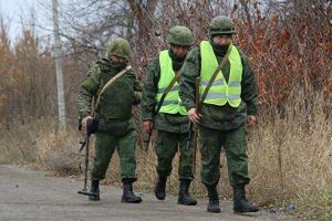 В ДНР опасаются роста активности деятельности украинских диверсантов