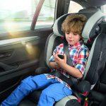 В Украине вступил в силу закон о штрафах за перевозку детей до 12 лет без автокресел