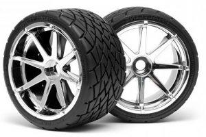 Особенности низкопрофильных автомобильных шин