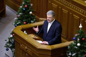 Порошенко требует введения санкций против поставок газа из России