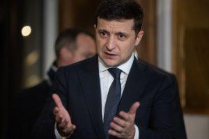 Зеленский заявил, что у Путина другая «природная биомеханика»