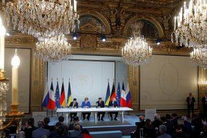 В ДНР обвинили Киев в замалчивании официальной версии коммюнике «нормандского саммита»