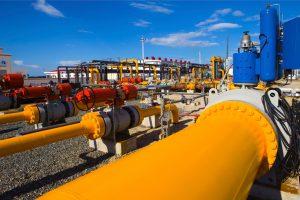 «Газпром» втрое снизил транзит газа через Украину