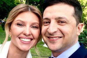Зеленский назначил свою супругу на место уволенной супруги Порошенко