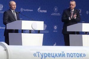Украинский экономист оценил последствия запуска «Турецкого потока»