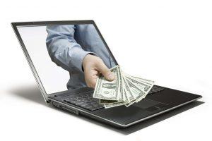 Переплата по кредиту, выданному в электронных деньгах
