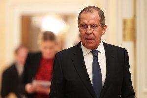 Лавров назвал абсурдом увязывание взаимодействия России и ЕС с Украиной