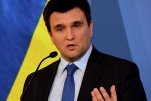 Климкин заявил, что День Победы обернется катастрофой для Украины