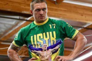 Украинский боксер Усик порассуждал о сроках окончания карьеры