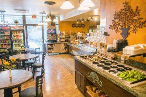 Организация кафетерия