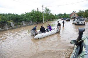 В Украине подтоплены 285 населенных пунктов