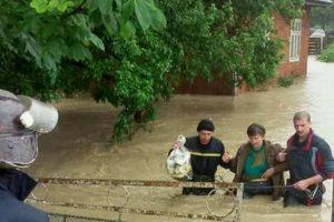 Белоруссия направила Украине гумпомощь в связи с наводнением