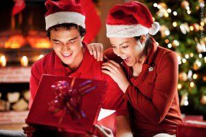 Новогодние подарки для любимых
