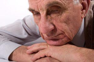 Симптомы депрессии в старческом возрасте