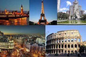 «Евротур»: доступные туры по всей Европе