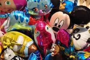 Особенности фольгированных шаров
