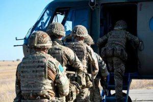 Британские военные назвали Украину «задним двором России»