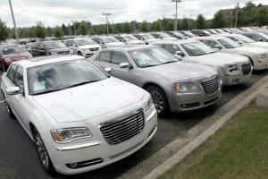 Подержанные автомобили из США и Канады