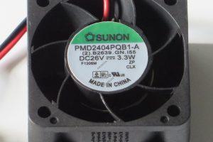 Вентиляторы sunon- особенности и преимущества
