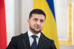 Немецкая газета назвала Зеленского разрушителем связи между Украиной и РФ