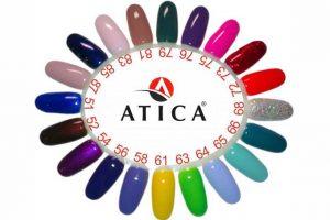 Гель-лак для идеального маникюра от atica.com.ua