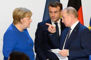 В Киеве обиделись на Париж и Берлин за игнорирование Зеленского