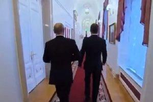 В ОП уточнили сроки запроса разговора с Путиным
