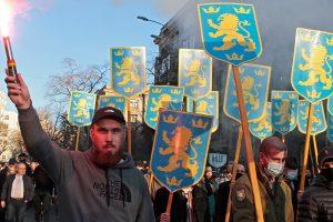 МИД Украины осудил марш в честь дивизии СС «Галичина» в Киеве