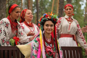 Свадебные традиции Украины