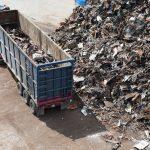 Прием и вывоз черного металлолома на перерабатывающие предприятия