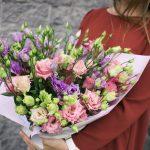 Доставка цветов для самого родного человека - мамы
