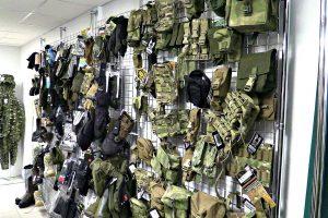 Особенности магазина военной символики