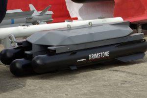 Великобритания ведет переговоры о поставке Украине ракет Brimstone